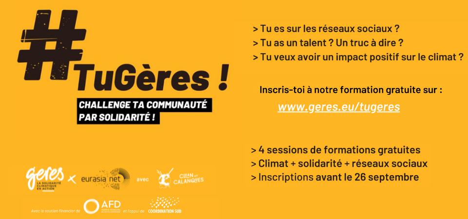 Site #TuGères